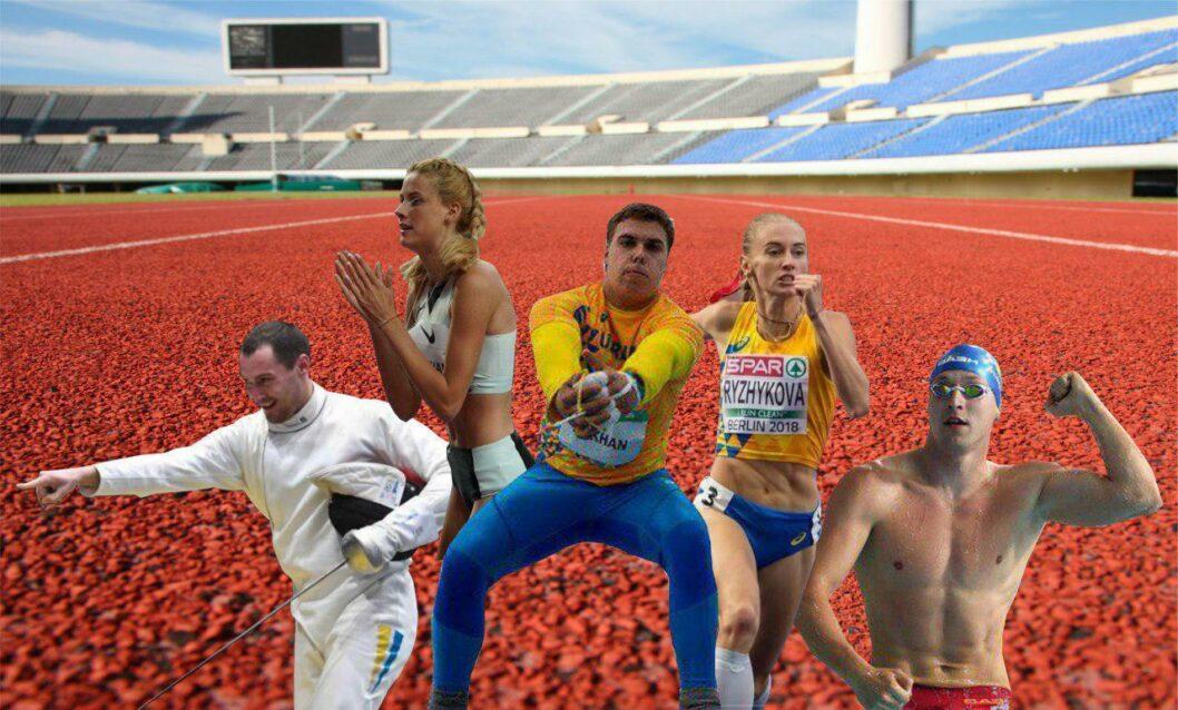 Прыгунья-вундеркинд и местный Майкл Фелпс: ТОП-5 спортсменов из Днепра, которые могут поехать на Олимпиаду-2020
