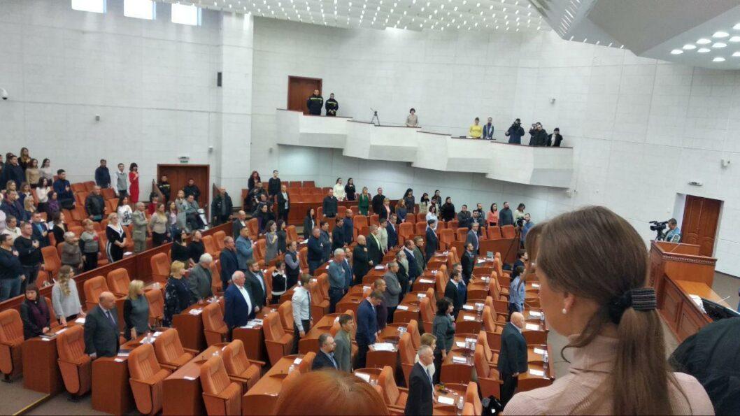 Какие решения приняли на 50-й сессии горсовета Днепра