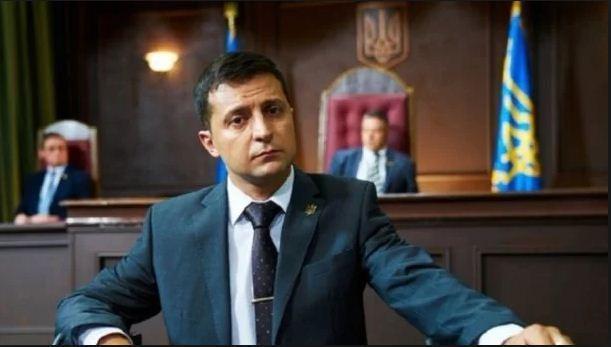 Рейтинг Зеленского стремительно упал до 52%