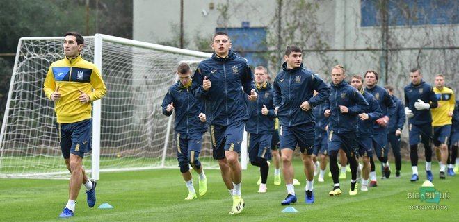 Украина – Эстония: превью матча