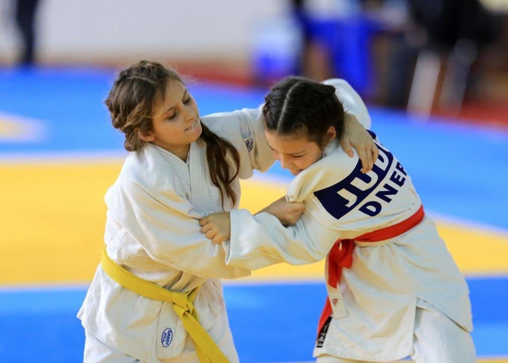 Сильные и красивые: в Днепре пройдет турнир по дзюдо среди девушек «Украинка»