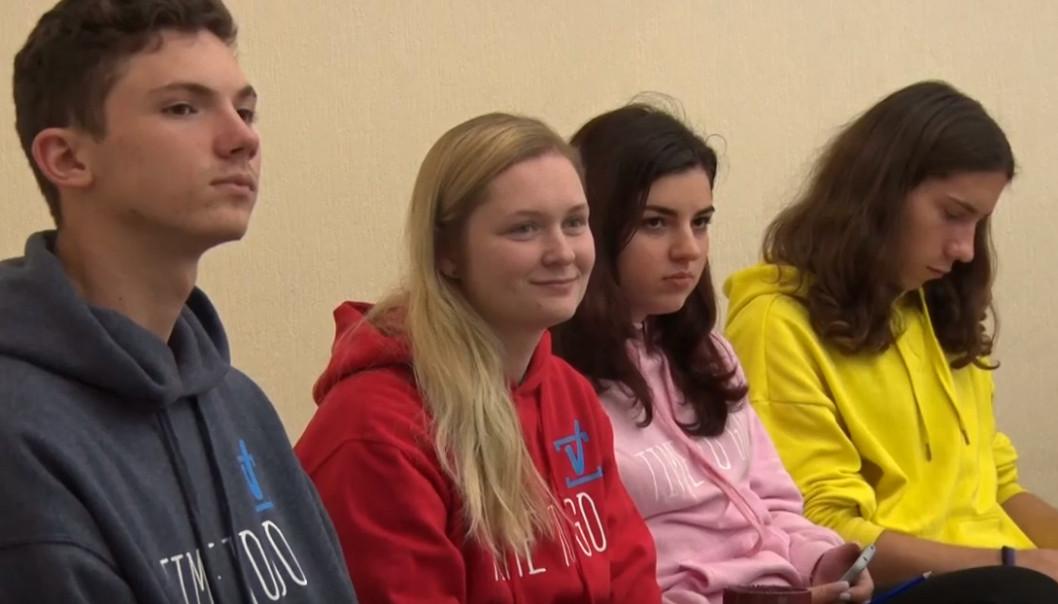ВІДЕО: У Дніпрі пройшов тренінг для молоді PROволонтерство