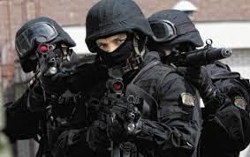 Неожиданно: во время спецоперации полицейские поймали своего же коллегу