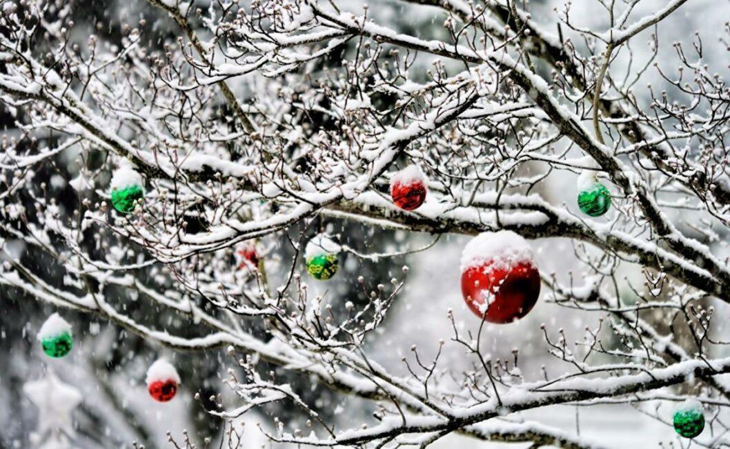 Ждем снега: погода в Днепре 31 декабря и в первые дни Нового года