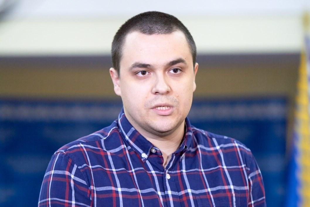 """Исполнительный директор """"IT Dnipro Community"""" Евгений Гостищев"""