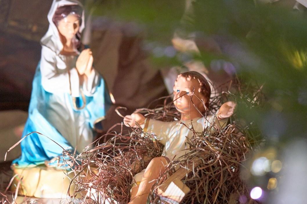 ВІДЕО: Як віряни святкували Різдво на центральній площі Дніпра