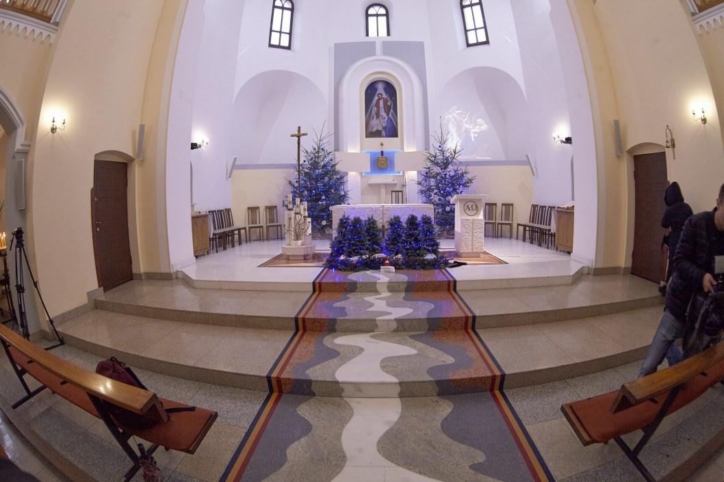 Храм святого Йосипа в Днепре
