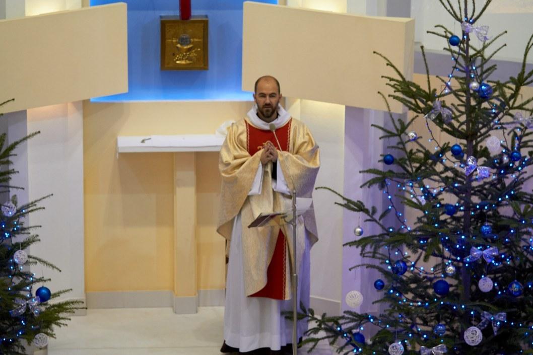 Католическое Рождество в Днепре: как празднуют прихожане римо-католического храма (ФОТО)