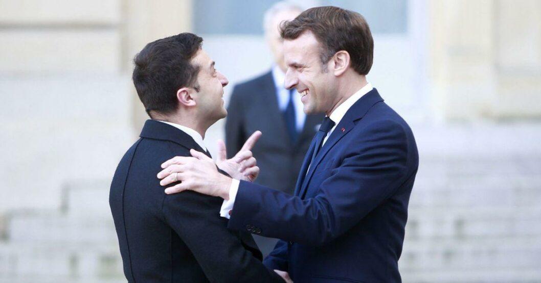 В Нормандии встретились четверо: Зеленский встречается с Путиным, Меркель и Макроном (ОНЛАЙН-ТРАНСЛЯЦИЯ)