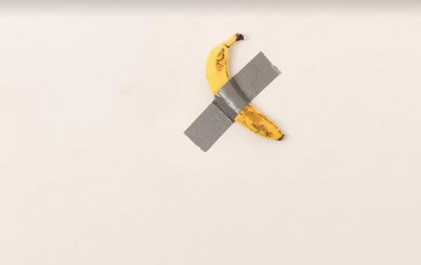 Культурно и вкусно: художник в США съел арт-объект за 120 тысяч долларов