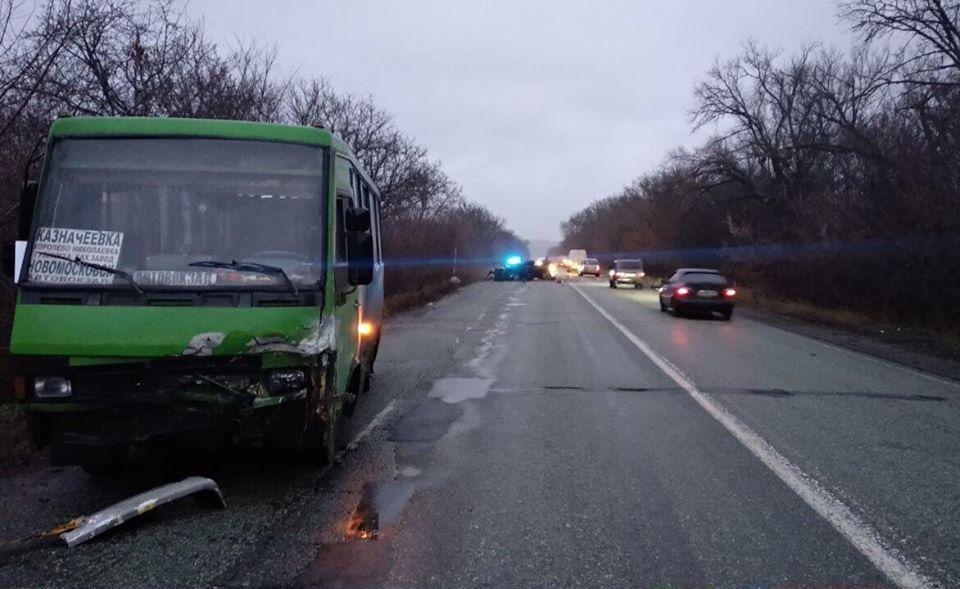 На Днепропетровщине случилась смертельная авария: полиция устанавливает обстоятельства ДТП