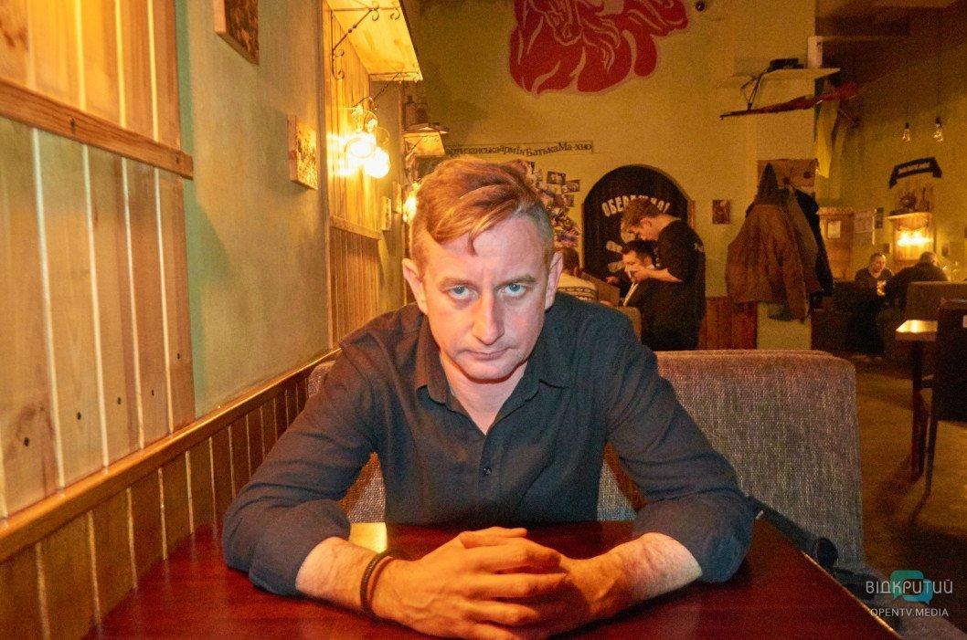 """Інтерв'ю з Сергієм Жаданом: про новий альбом """"Мадонна"""", Дніпро та кінозйомки"""
