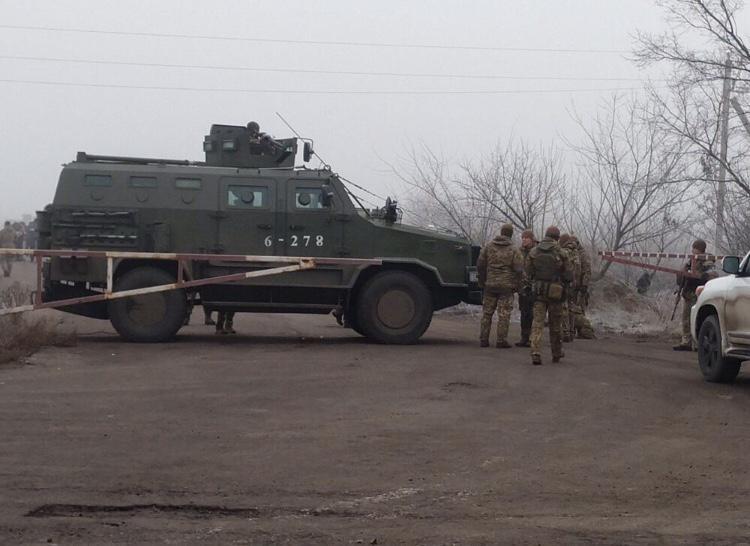 Сегодня возле КПВВ «Майорское» должен состояться обмен пленными между Россией и Украиной