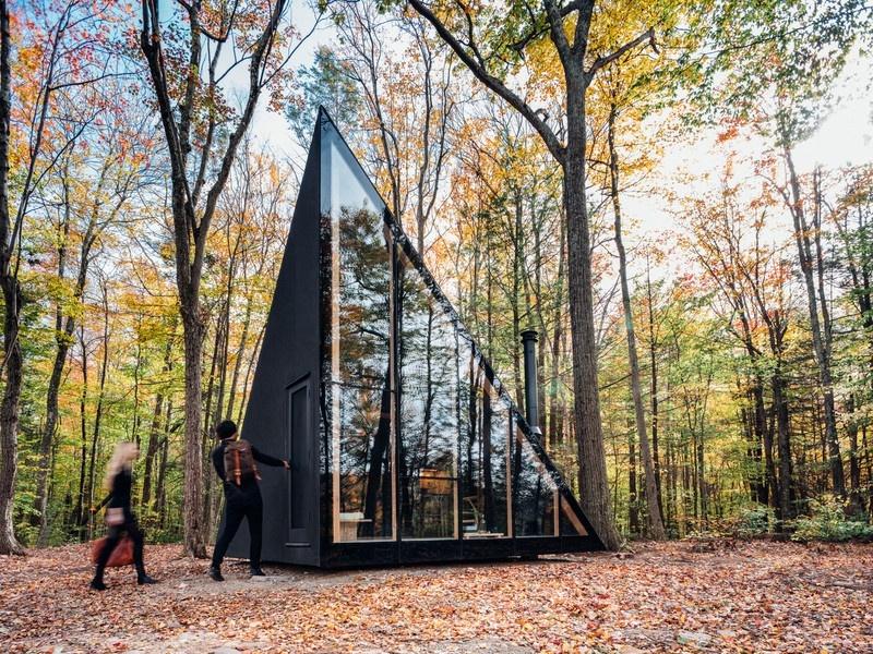 """Корабль пришельцев и """"переносной"""" домик"""": лучшая архитектура мира 2019 года, которая удивляет"""