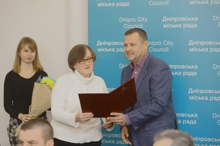 Борис Филатов встретился с волонтерами Днепра (ФОТО)