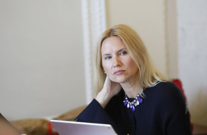 Заступником голови Верховної Ради стала депутатка від ВО «Батьківщина» Олена Кондратюк