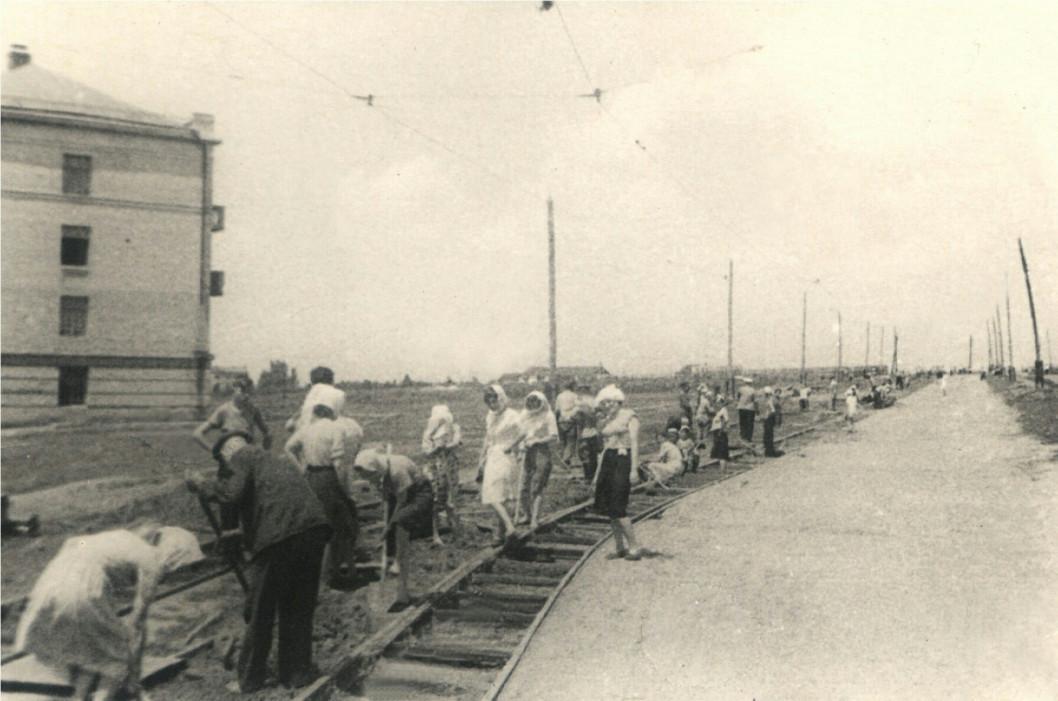 gagarina tramline