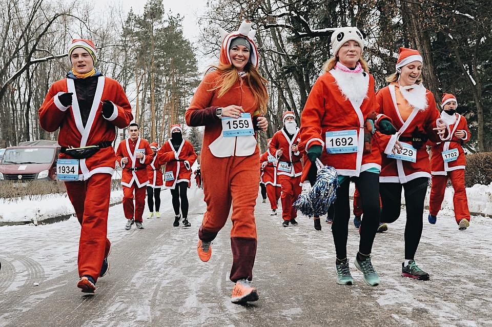 Беги, Форест, беги: в Днепре пройдет костюмированный забег Николайчиков