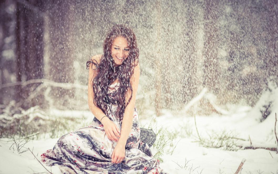 Одевайся теплее: когда в Днепре выпадет первый снег