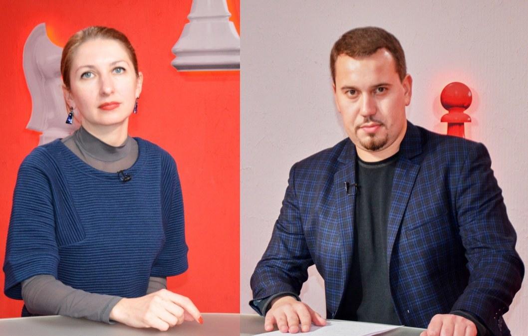 Олександра Бірюкова про традиції святкування Нового року та Різдва — програма «Шах і мат»