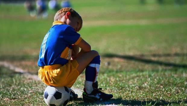 Футбол: грають сильні духом