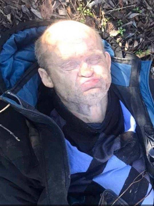 Фото умершего мужчины. Днепр. 1 декабря 2019 год.