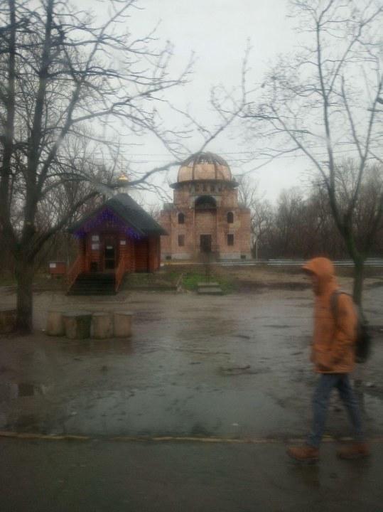 Строительство нового храма в Днепре