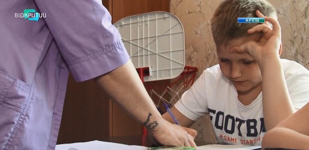 ВІДЕО: У Дніпрі роблять майстерню для дітей з аутизмом