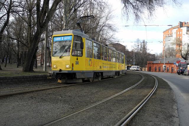В Днепре популярный трамвай закончит работу раньше