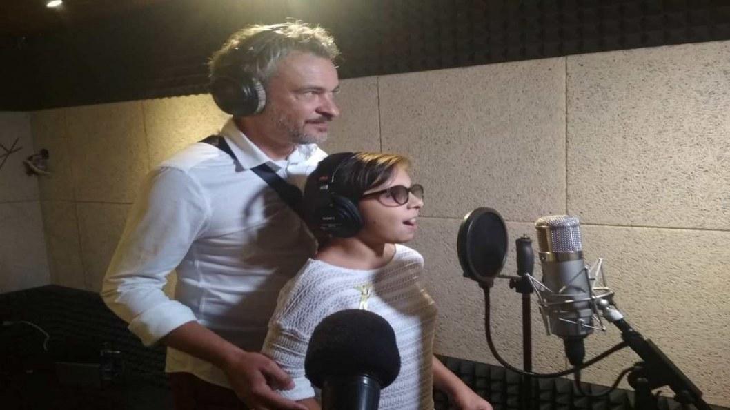ВІДЕО: Діти з вадами зору заспівали разом з «Пікардійською терцією»