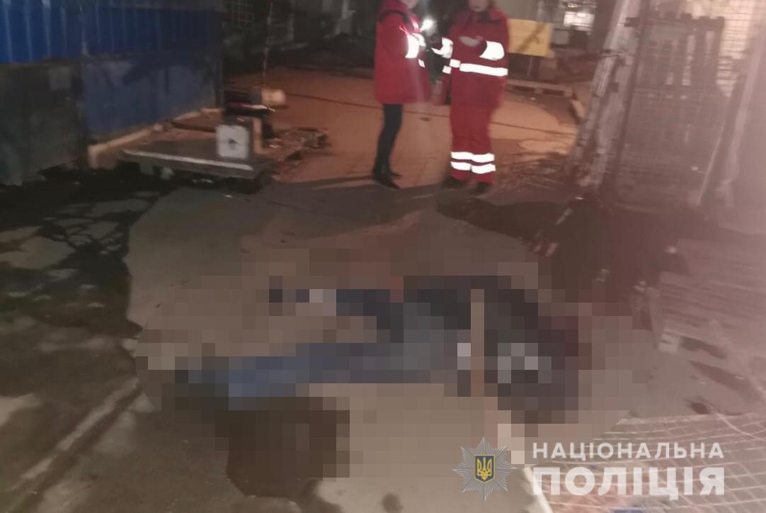 В Кривом Роге задержали троих подозреваемых в убийстве сторожа на рынке