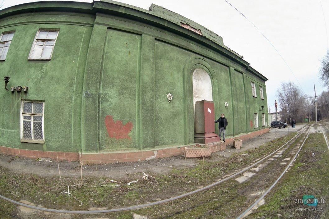 Гуд бай, Ленин: как в Днепре выглядит заброшенный постамент коммунистическому вождю (ФОТО)