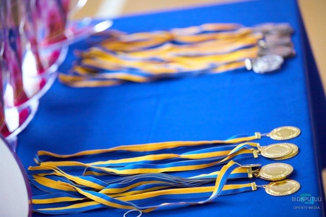 Награды для участниц соревнования