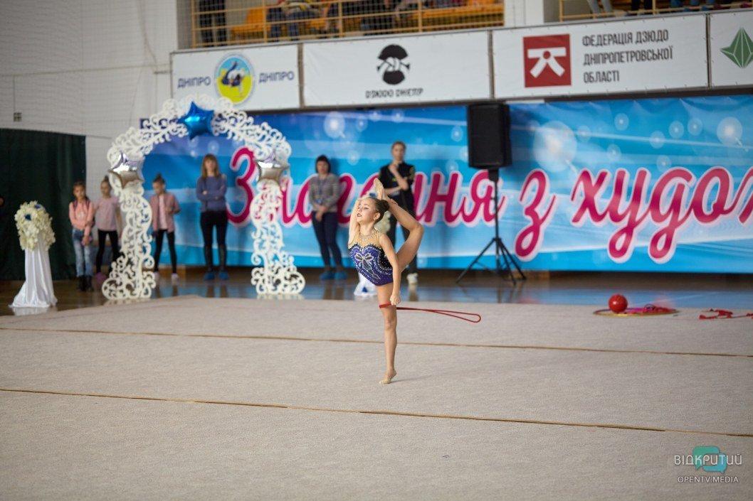 Гимнастка Диана, которая посетила более 30 турниров