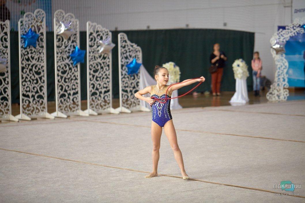 10-летняя гимнастка Диана из Днепра