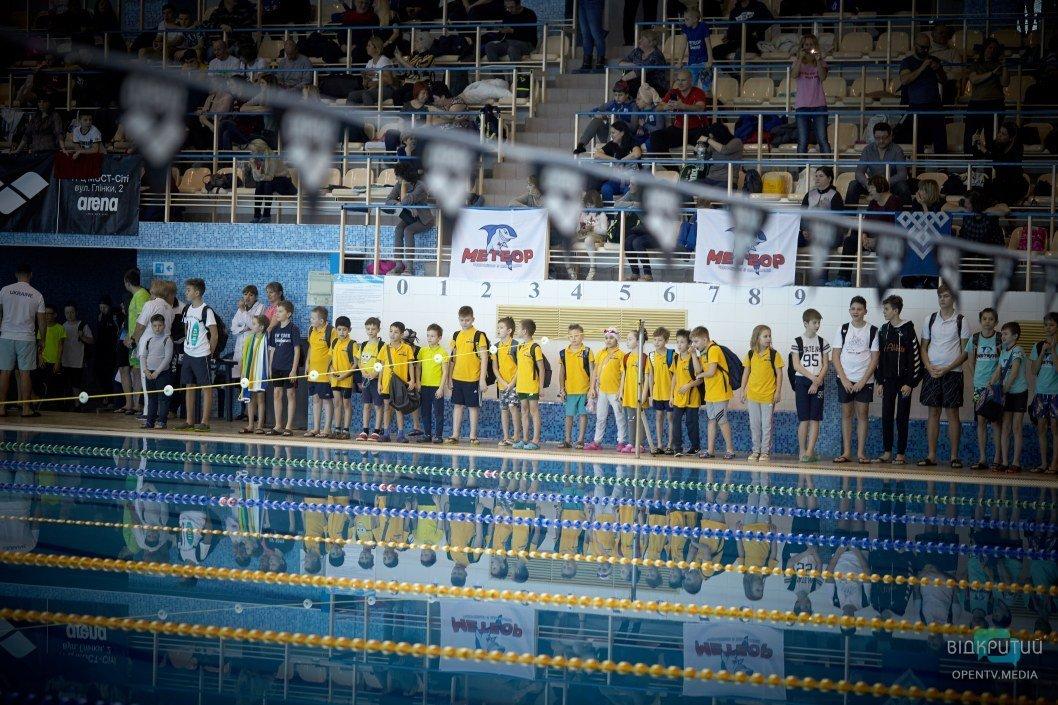 Участники Чемпионата по плаванию