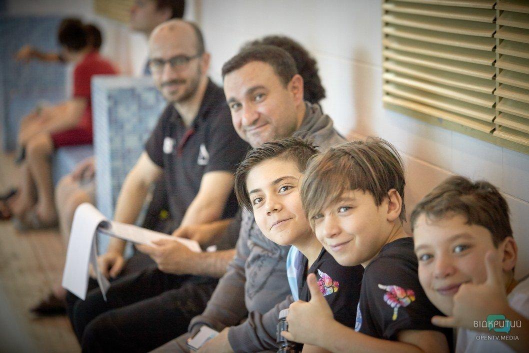 Команда турецких спортсменов