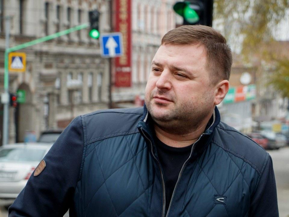 Девочки, расходимся: заммэра Лысенко показал свою избранницу (ФОТО)