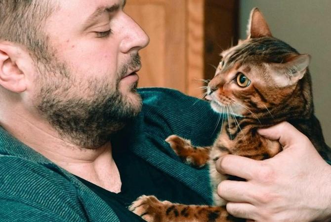 Заммэра Днепра показал, как живут его домашние любимцы (ФОТО)