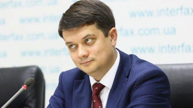 Они сделали это вместе: Разумков рассказал, насколько повысили зарплату депутатам Верховной Рады