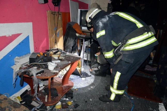На левом берегу взорвалась квартира: парню оторвало руку