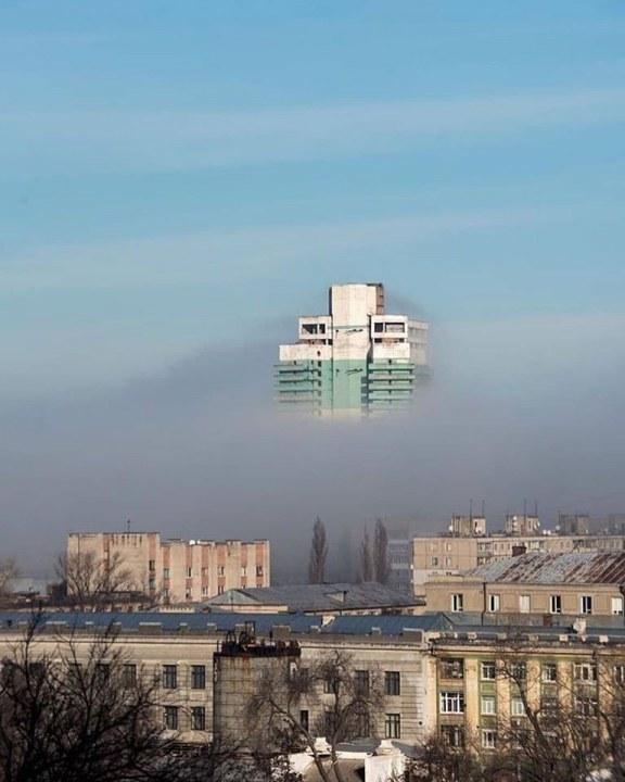 Пробок не избежать: завтра Днепр накроет густой туман