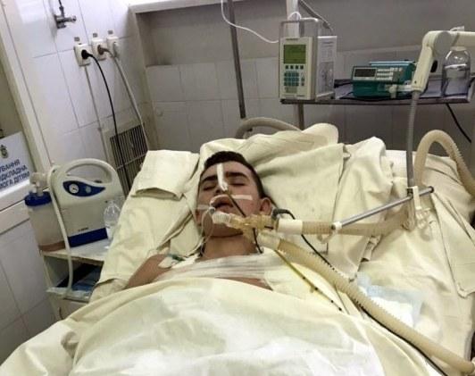 На Днепропетровщине 15-летний парень сорвался с недостроенной многоэтажки и находится в коме