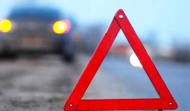 В Днепре на Святослава Храброго столкнулись два автомобиля