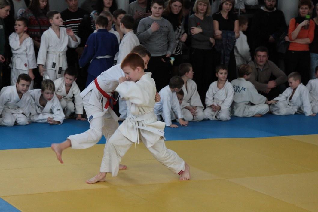 Маленькие самураи: в Днепре стартовала Детская Лига дзюдо (ФОТО)