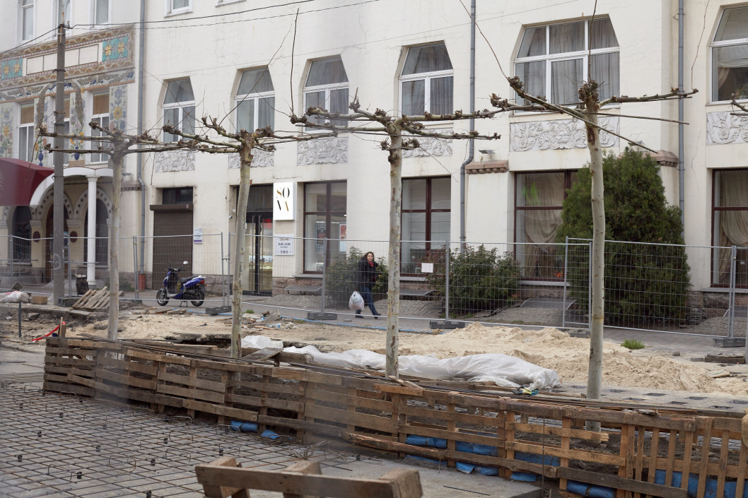 Реконструкция улицы Короленко под вопросом: суд признал ее незаконной