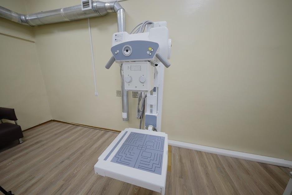 Рентген и флюорография с минимальным вредом для здоровья: в 16-й больнице Днепра появился современный аппарат (ФОТО)