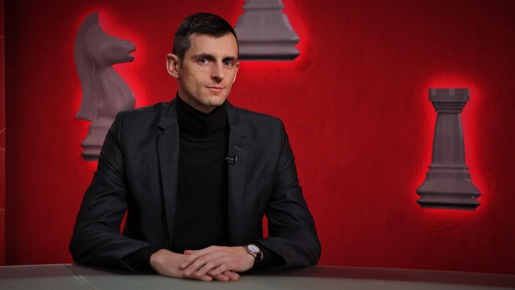 """Економiст Юpiй Водопьян про фінансову грамотність – програма """"Шах і мат"""""""