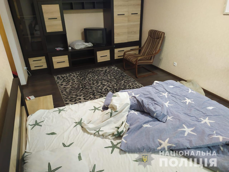 Квартира, в которой произошло изнасилование