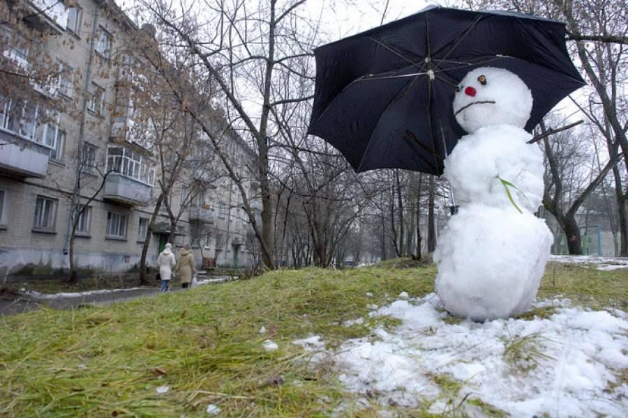 ВІДЕО: Найтепліша зима за 30 років: як це позначиться на врожаїності